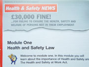 Distance Learning Health and Safety